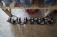 Коленчатый вал (коленвал) ЯМЗ-240 / 240-1005000-А2.