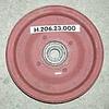 Шкив натяжной привода зернового шнека с подшипником Н.206.22.000А Нива СК-5