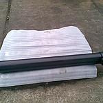 Гидроцилиндр МАЗ 5516-8603510 3-х штоковый