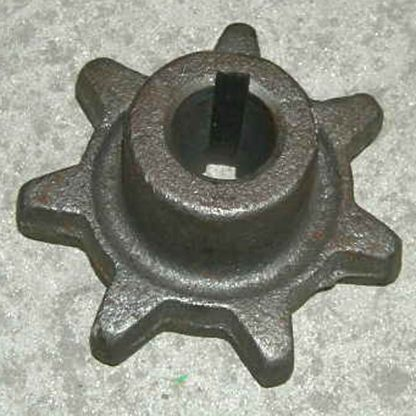 Звезда Z-7 t-38 d-25мм Н.023.203 малого колосового шнека односторонняя Нива