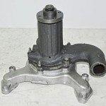 Водяной насос (помпа) ЗИЛ-130 (130-1307010-Б4) (с корпусом алюминиевым без шкива)