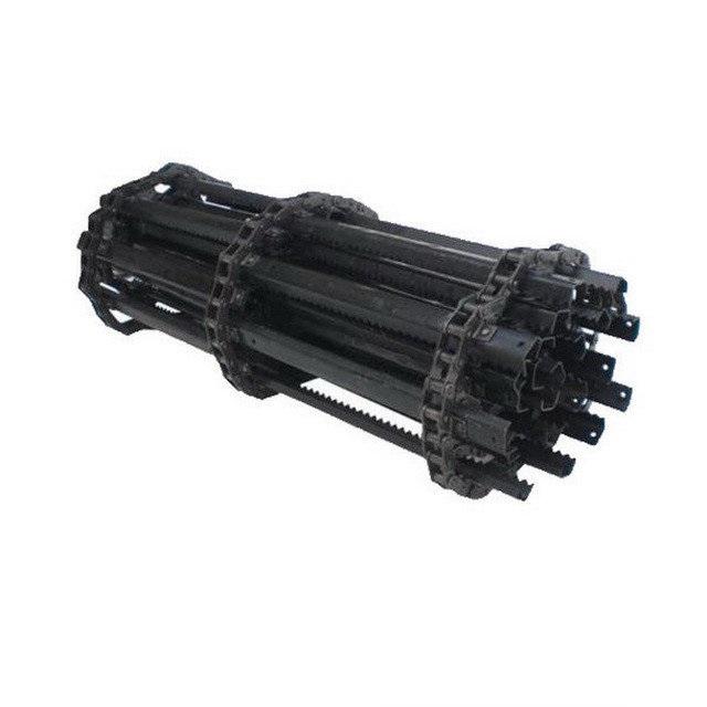 Транспортер цепной наклонной камеры ту роликов конвейера