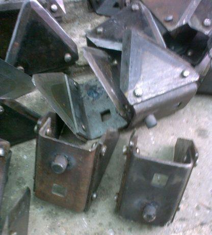 Блок ножей измельчителя ПУН 02.070 НИВА СК-5
