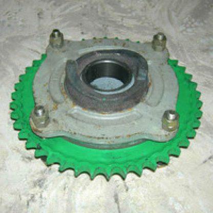 Механизм предохранительный шнека бункера НИВА СК-5 34-6-2-1Б