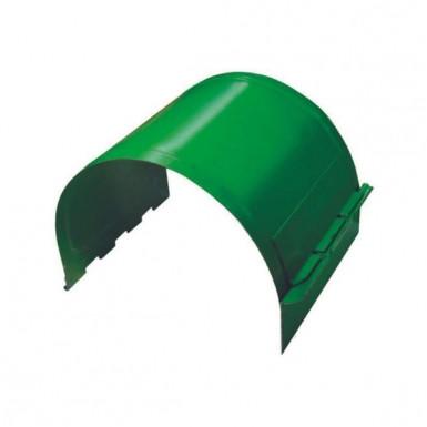 Крышка нижняя кожуха колосового и зернового элеватора ДОН-1500 10.01.50.140А