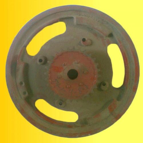 Шкив наклонной камеры со звездой 54-1-4-8-1